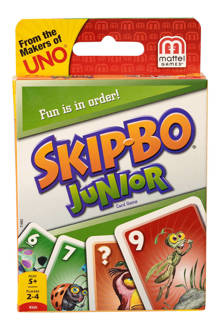 Skip Bo junior kinderspel