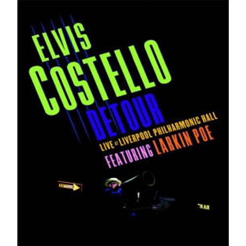 Elvis Costello - Detour live at Liverpool Philharmonic hall (Blu-ray) kopen