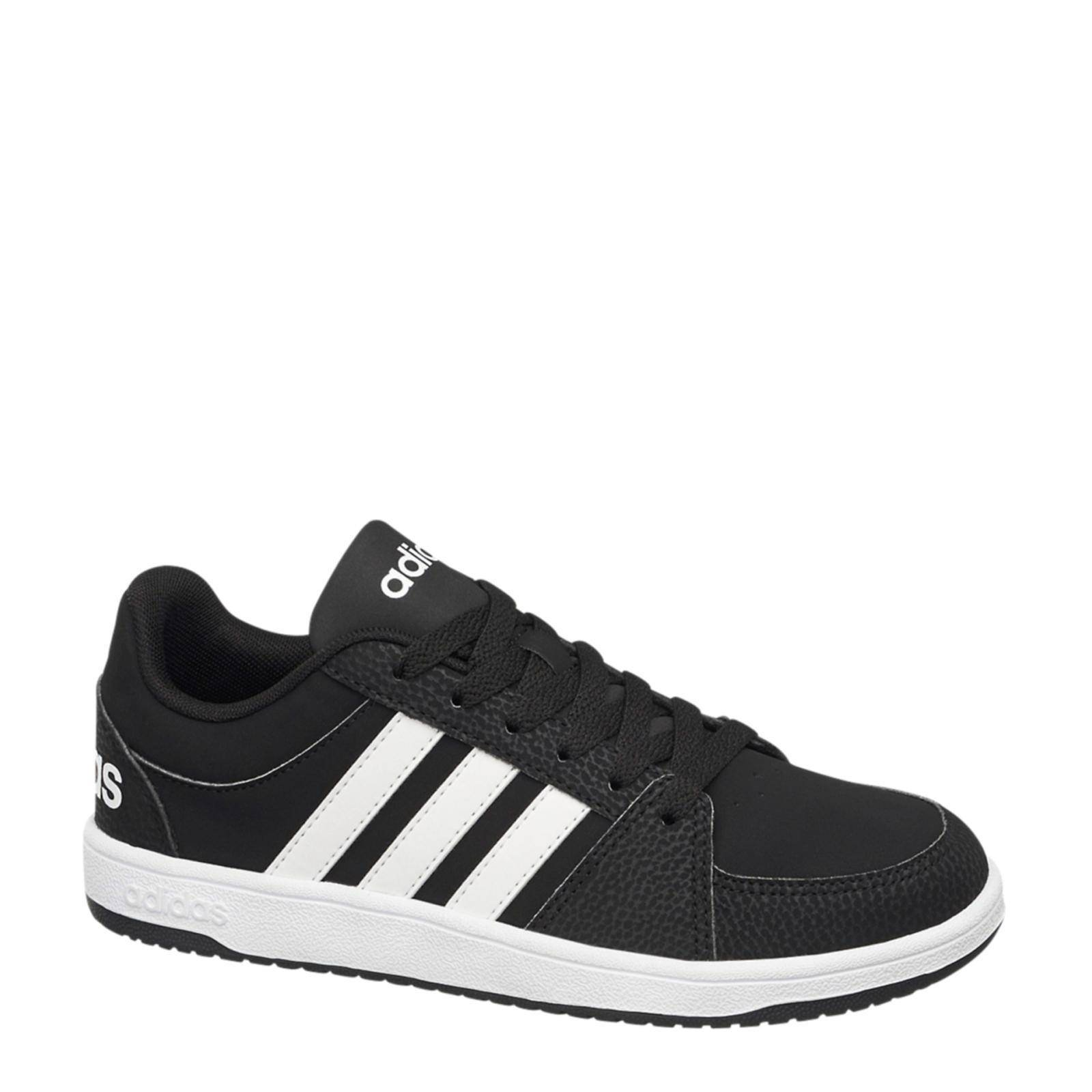 adidas neo hoops wit