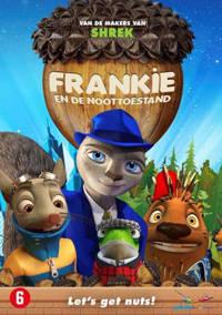 Frankie en de noottoestand (DVD)