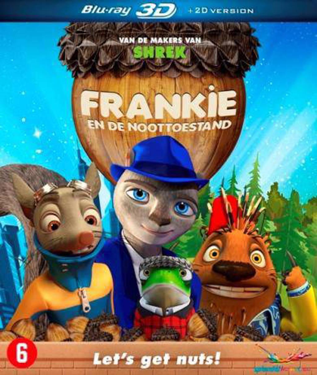 Frankie en de noottoestand (3D) (Blu-ray)
