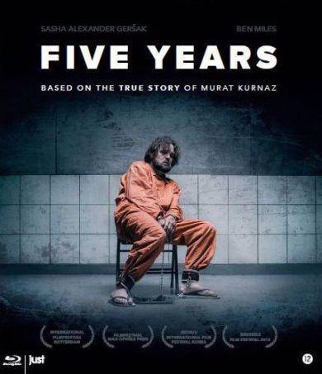 Five years (Blu-ray)
