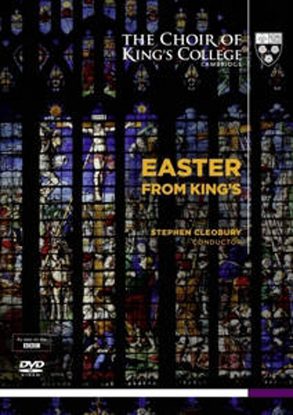 Cambridge Choir Of King's College - Easter From King's (DVD)