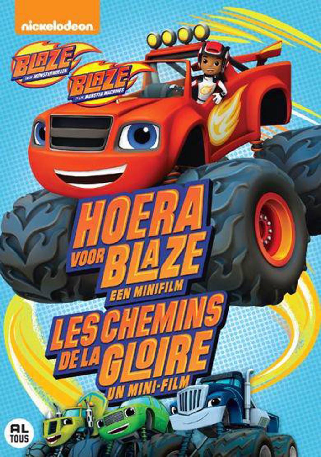 Blaze en de monster machines - Hoera voor Blaze (DVD)