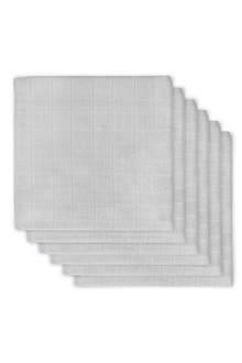 hydrofiel luiers 70x70 cm lichtgrijs (6 stuks)