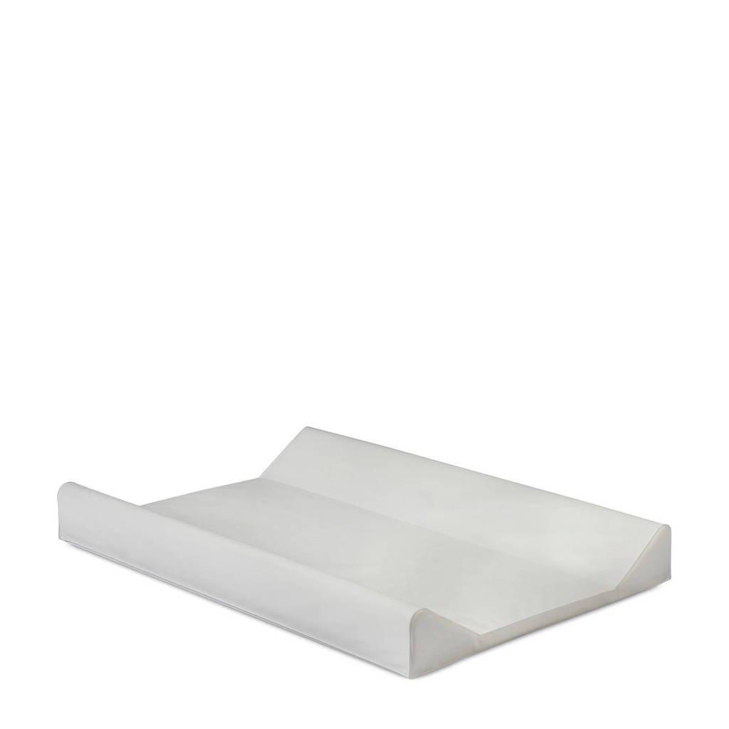 Jollein aankleedkussen 50x70 cm wit, Wit