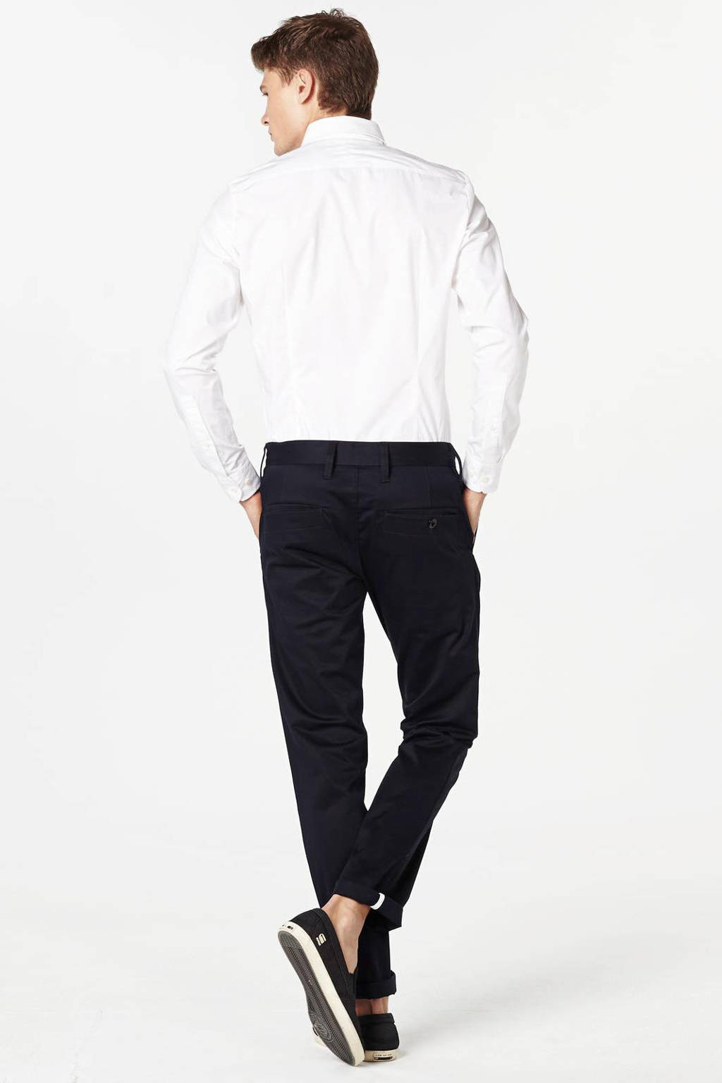 G-Star RAW Core slim fit overhemd, Wit