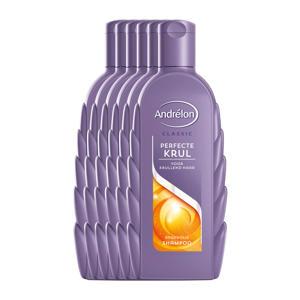 Classic Perfecte Krul shampoo - 6x300 ml