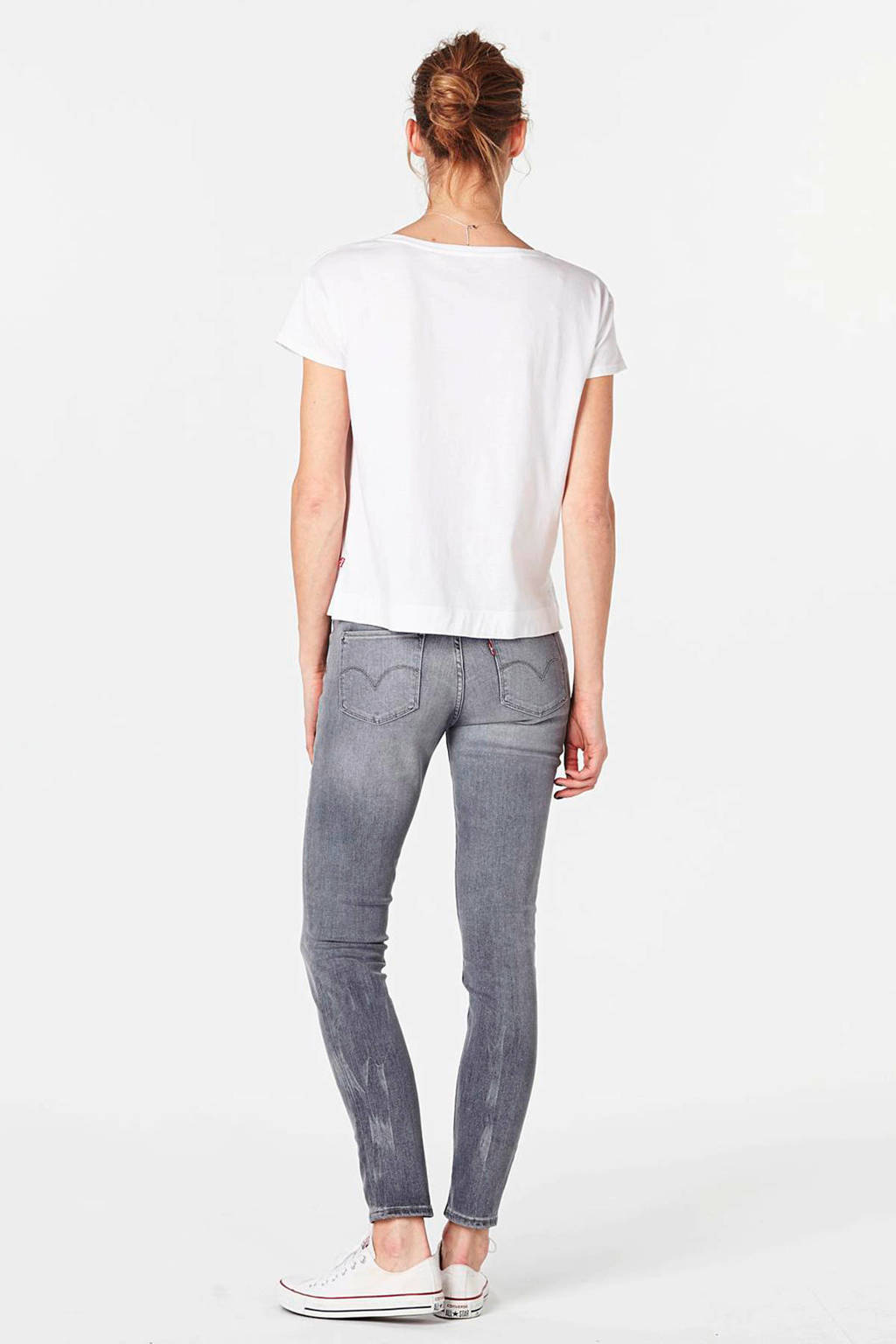 Levi's The Perfect T-shirt, Wit
