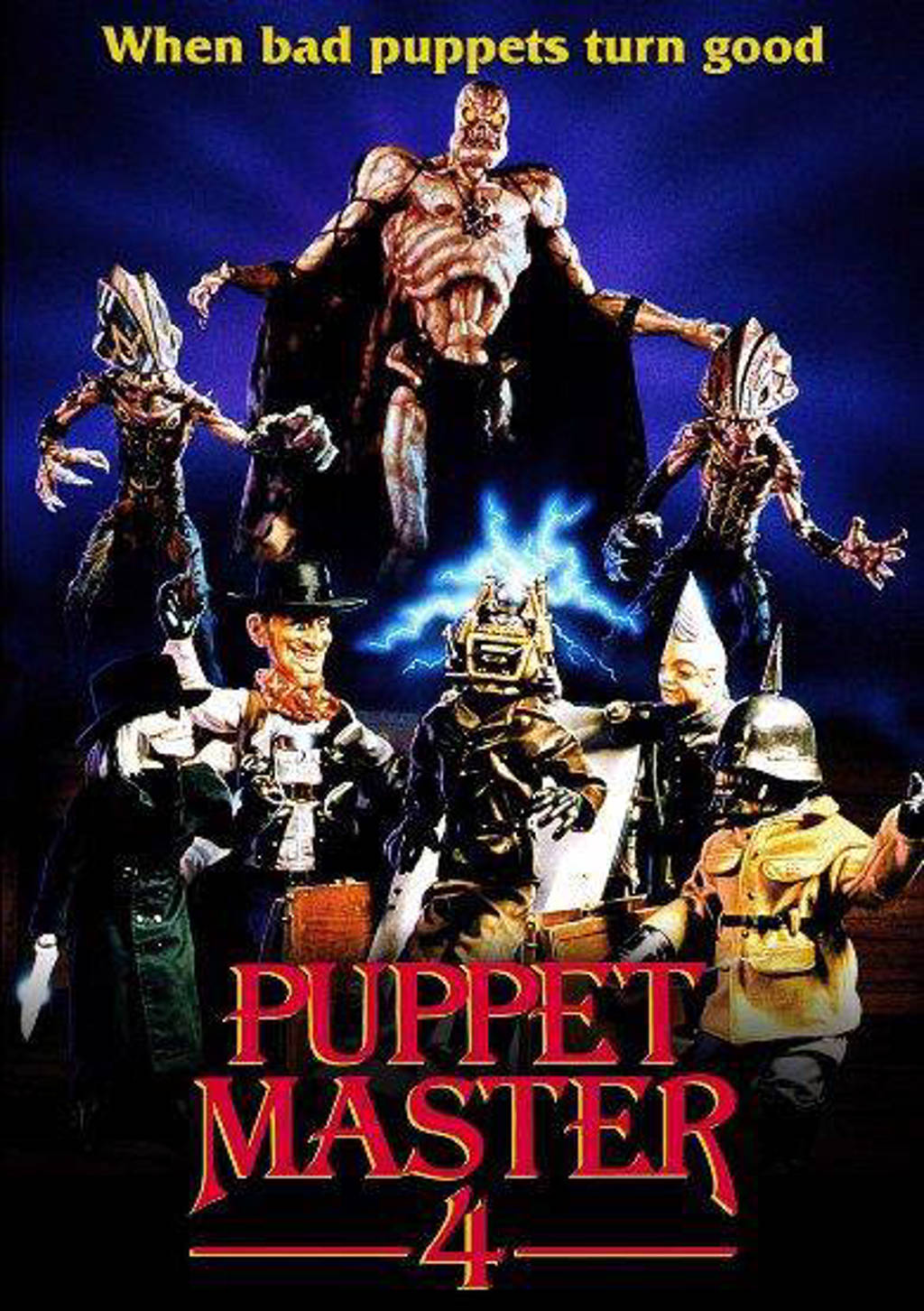 Puppet master 4 - The demon (DVD)
