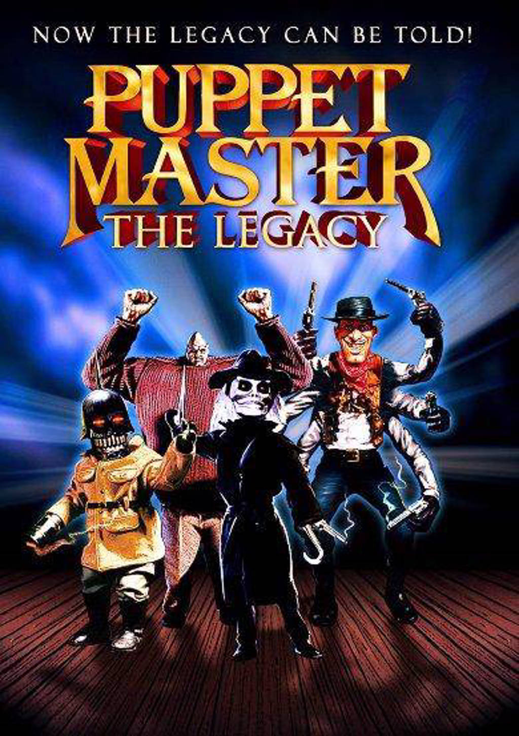 Puppet master - The legacy (DVD)