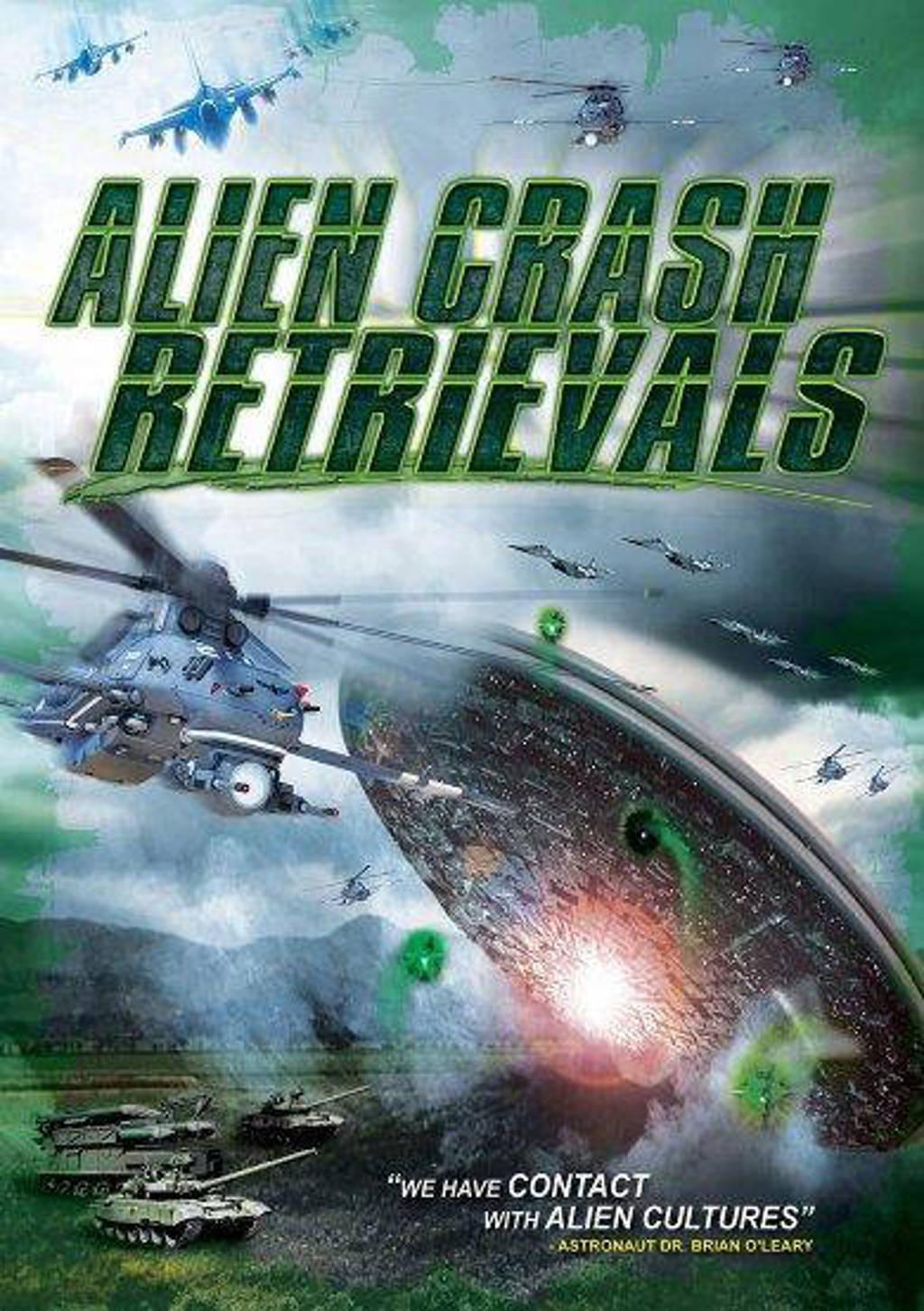 Alien crash retrievals (DVD)