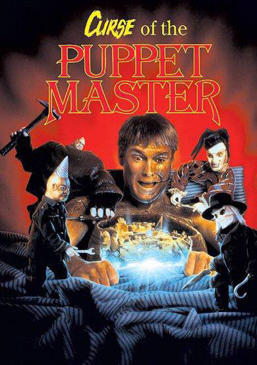 Curse of the puppetmaster (DVD)