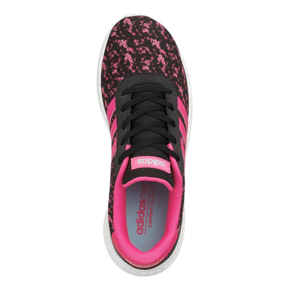 aff9fcfc67d296 adidas neo Lite Racer K sneakers meisjes | wehkamp