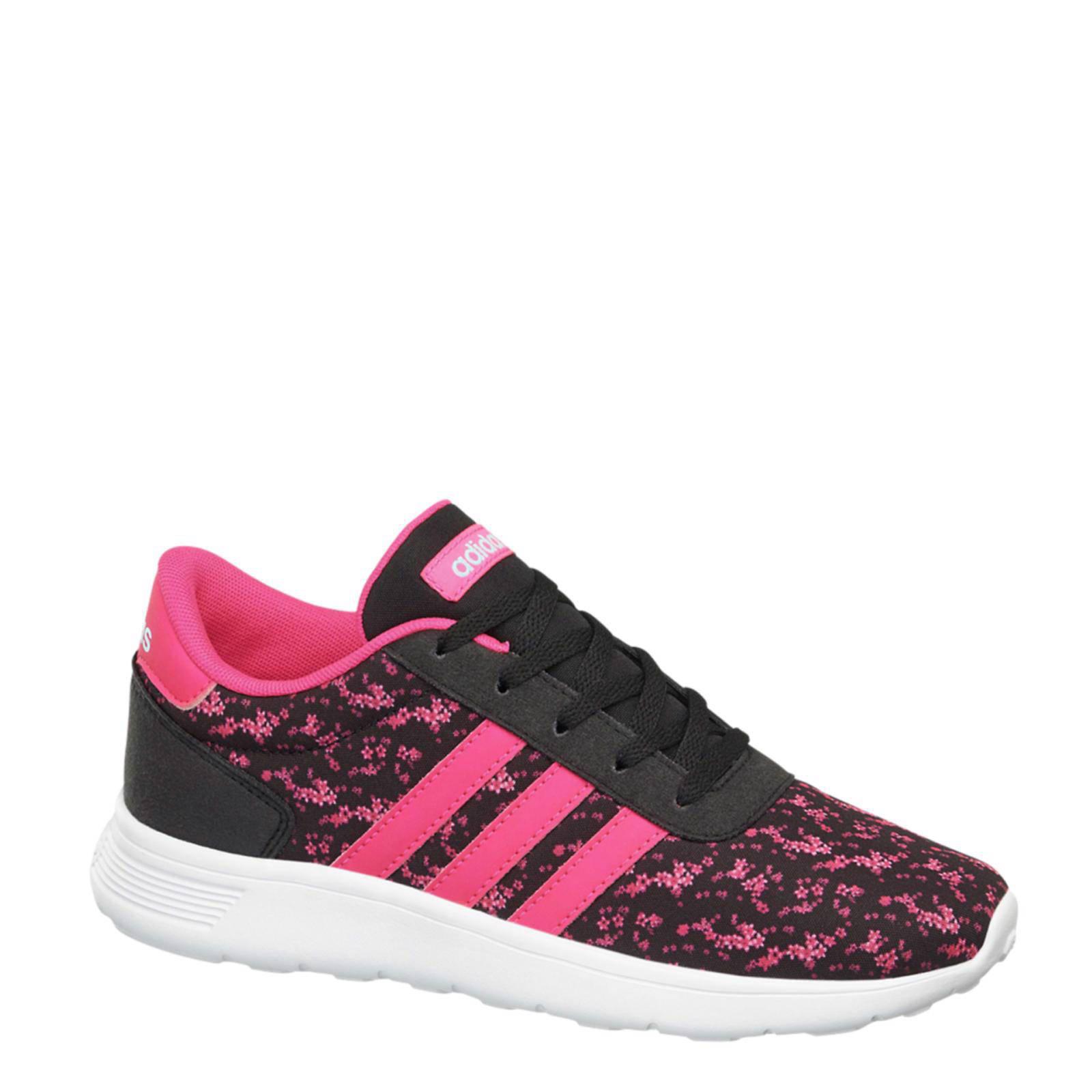 adidas neo Lite Racer K sneakers meisjes | wehkamp
