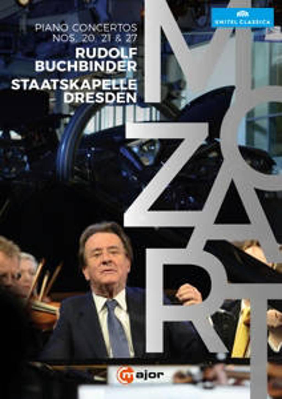 Staatskapelle Dresden - Buchbinder Plays Mozart , Dresden 2 (DVD)