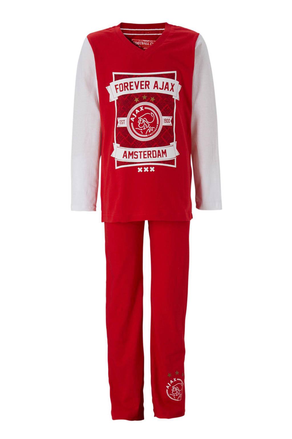 Ajax Pyjama Wehkamp