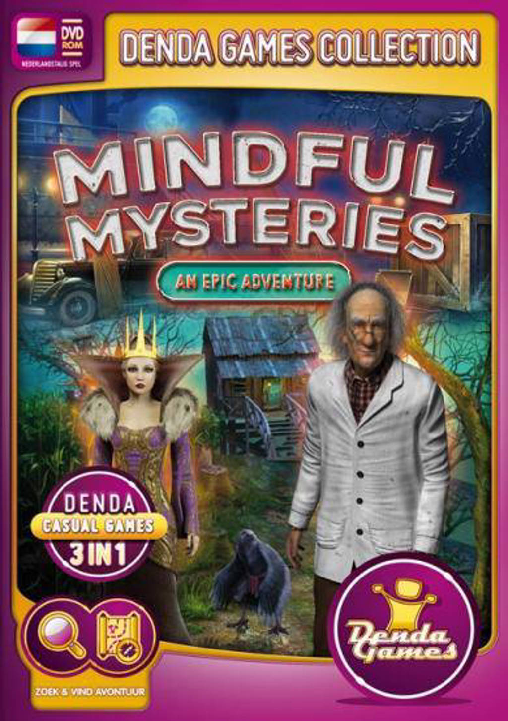Mindful mysteries - An epic adventure (PC)