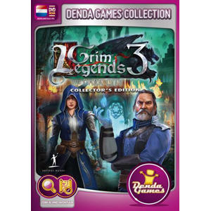 Grimlegends 3 - The dark city (Collectors edition) (PC)