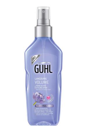 Langdurig Volume fohn-active styling spray