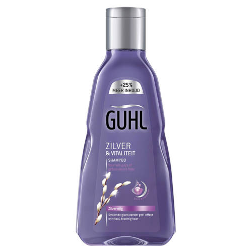 Guhl Zilver & Vitaliteit shampoo