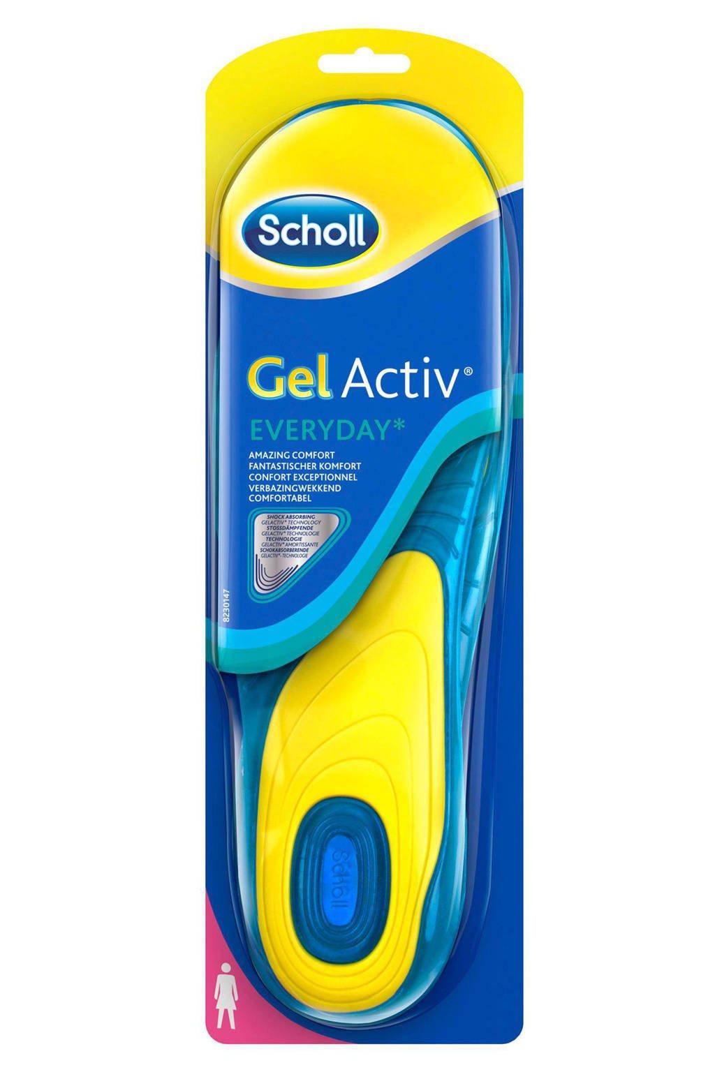 Scholl Gel Activ zolen - iedere dag