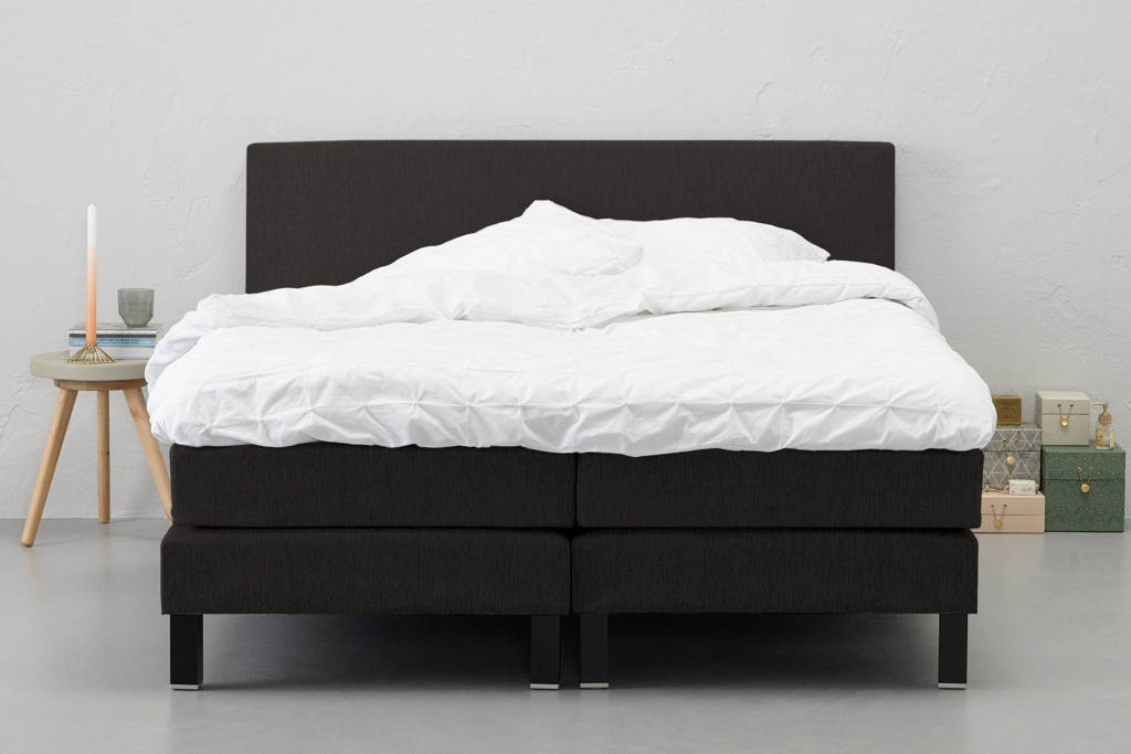 Beter Bed complete boxspring Cordoba, 160x210, Bruin
