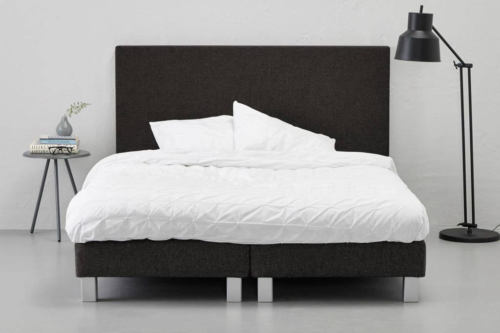 Beter Bed complete boxspring Lugo (140x200 cm), Zwart
