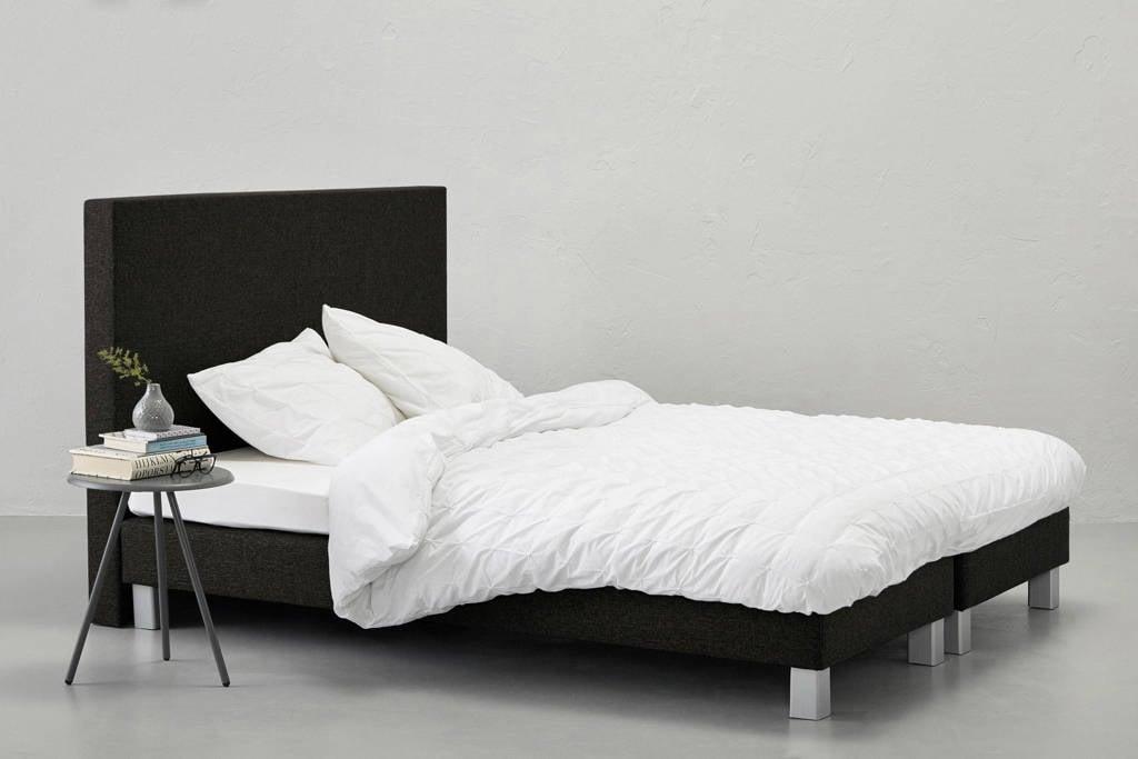 Beter Bed complete boxspring Lugo (140x210 cm), Zwart