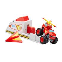 Fisher-Price  Blaze en de Monsterwielen transforming turbo launcher