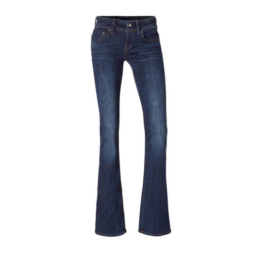 G-Star RAW Midge Saddle bootleg fit jeans