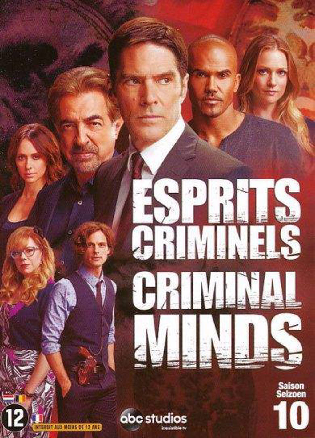 Criminal minds - Seizoen 10 (DVD)