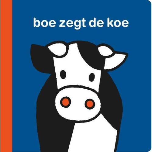 nijntje Boe zegt de koe XL kartonboek - Dick Bruna