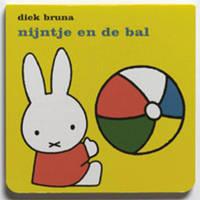 nijntje Flip-boekje: Nijntje en de bal - Dick Bruna, Geel