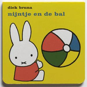 Flip-boekje: Nijntje en de bal - Dick Bruna