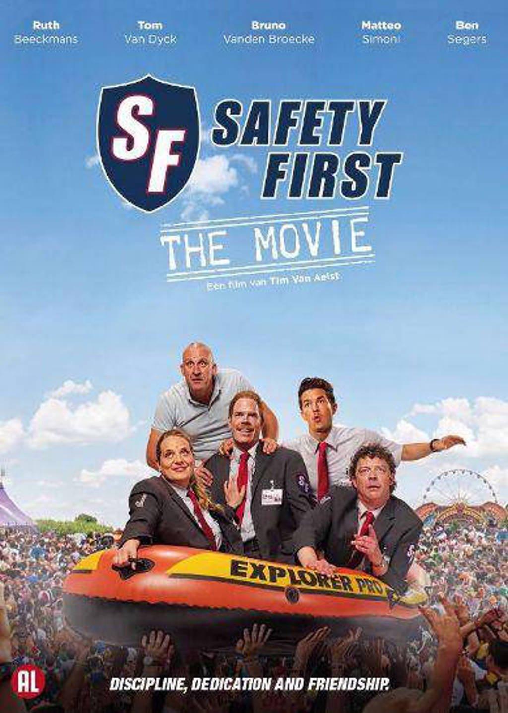 Safety first (DVD)