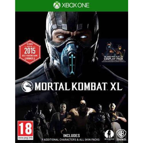 Mortal kombat XL (Xbox One) kopen