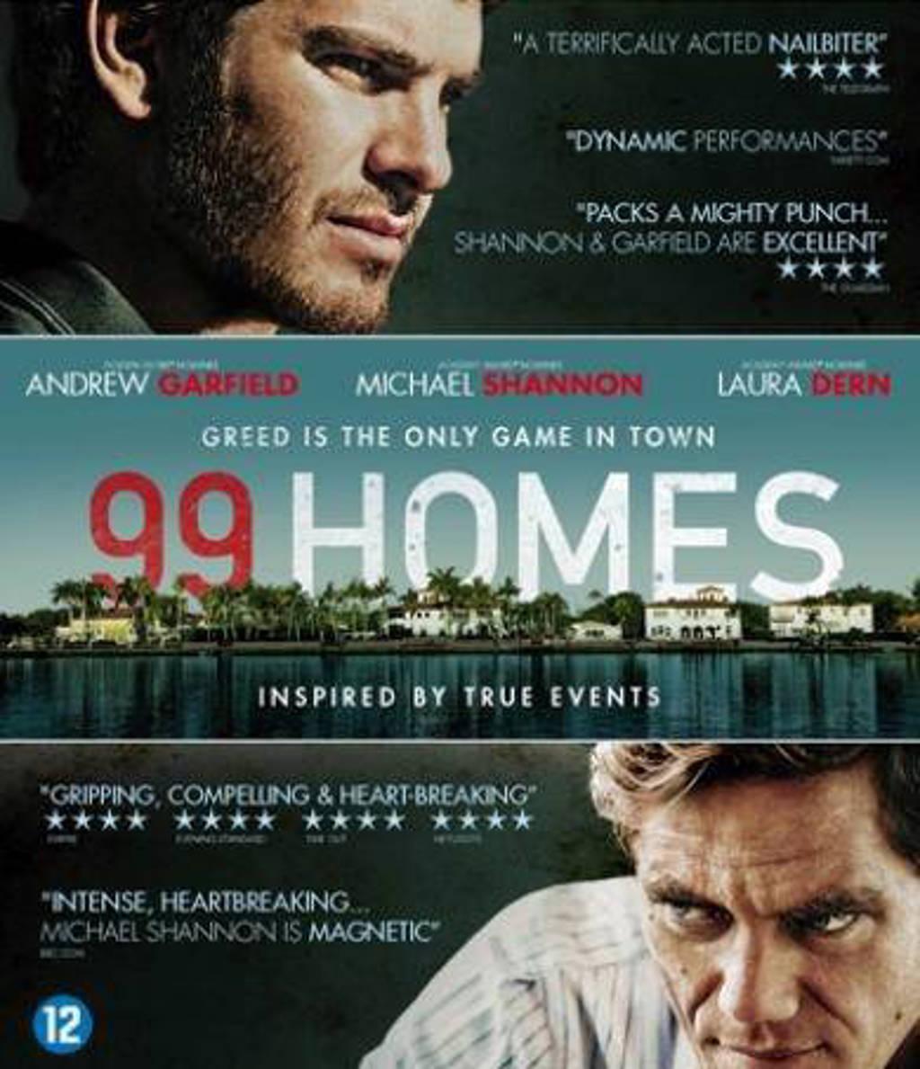 99 homes (Blu-ray)