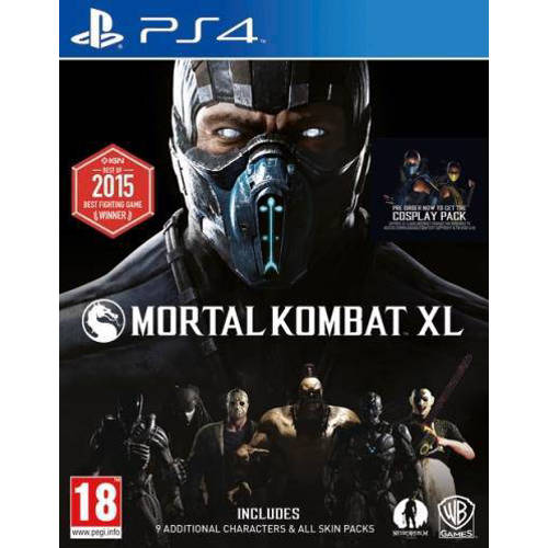 Mortal kombat XL (PlayStation 4) kopen