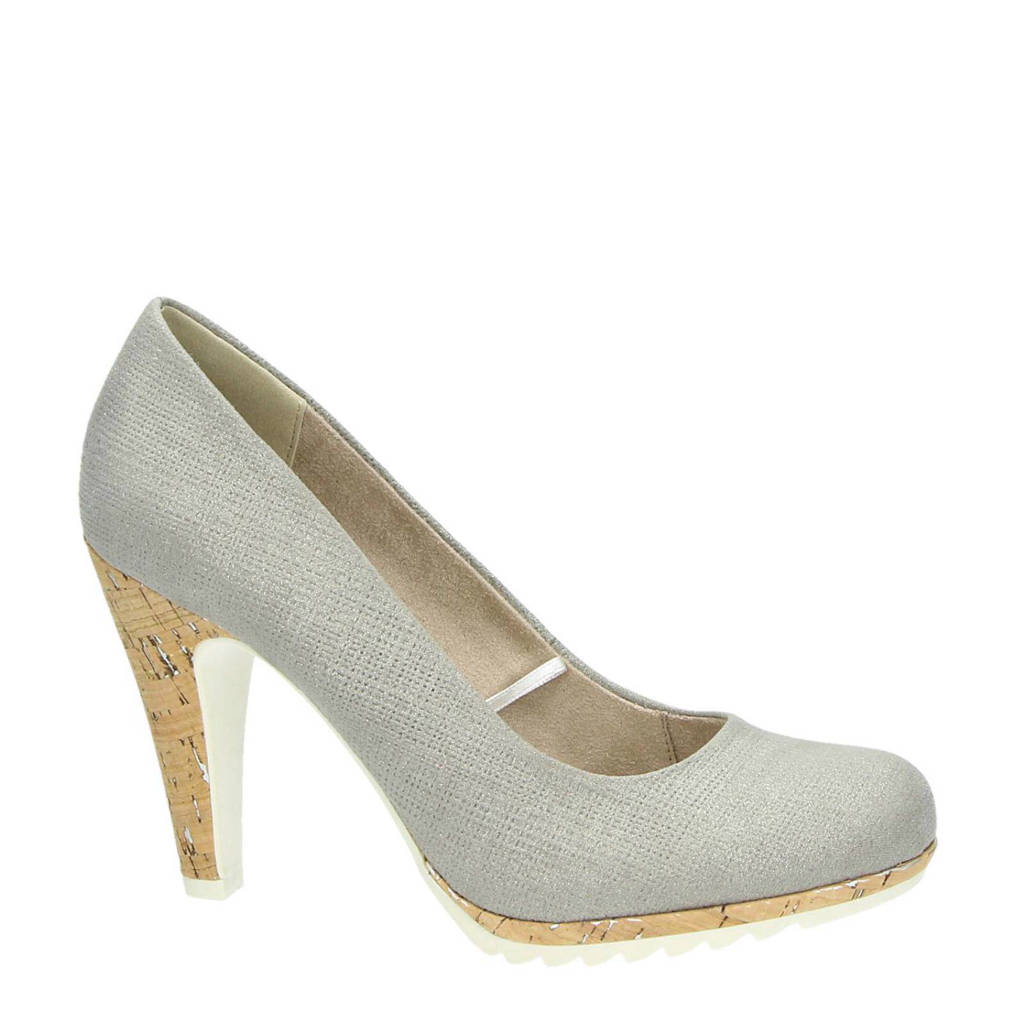 Marco Tozzi pumps, Taupe