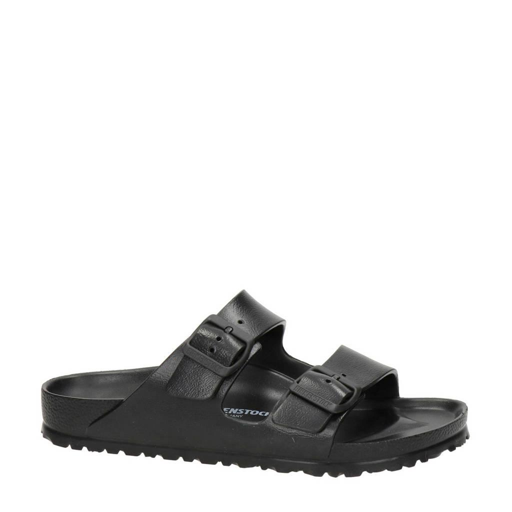 Birkenstock   slippers, Zwart