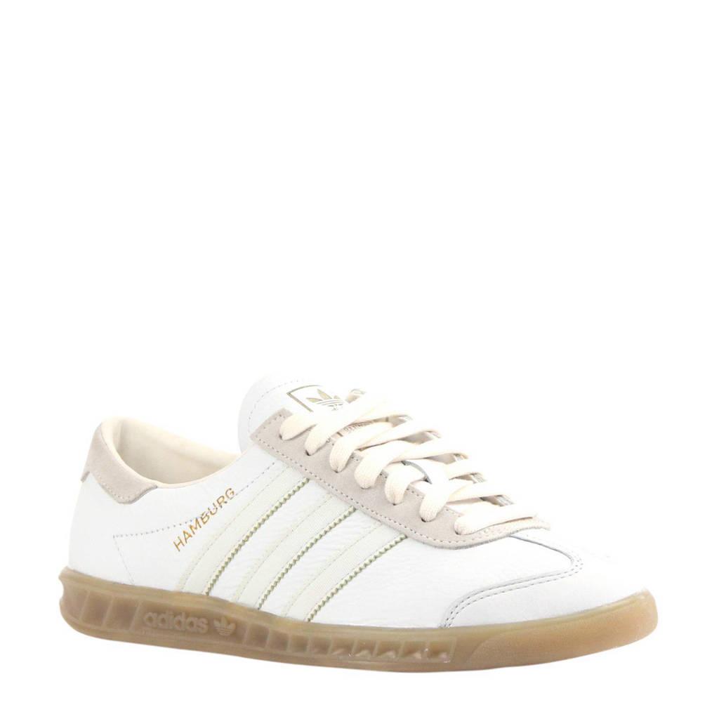 9186cc5a0c5 adidas originals Hamburg leren sneakers | wehkamp