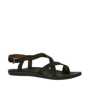 Upena leren sandalen