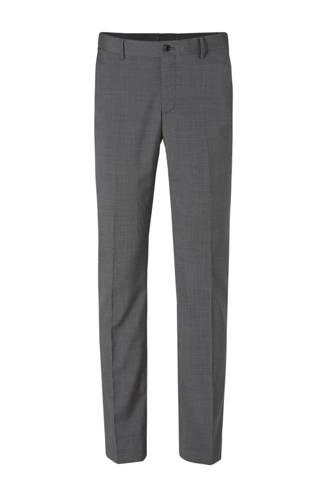 Men Collection slim fit pantalon