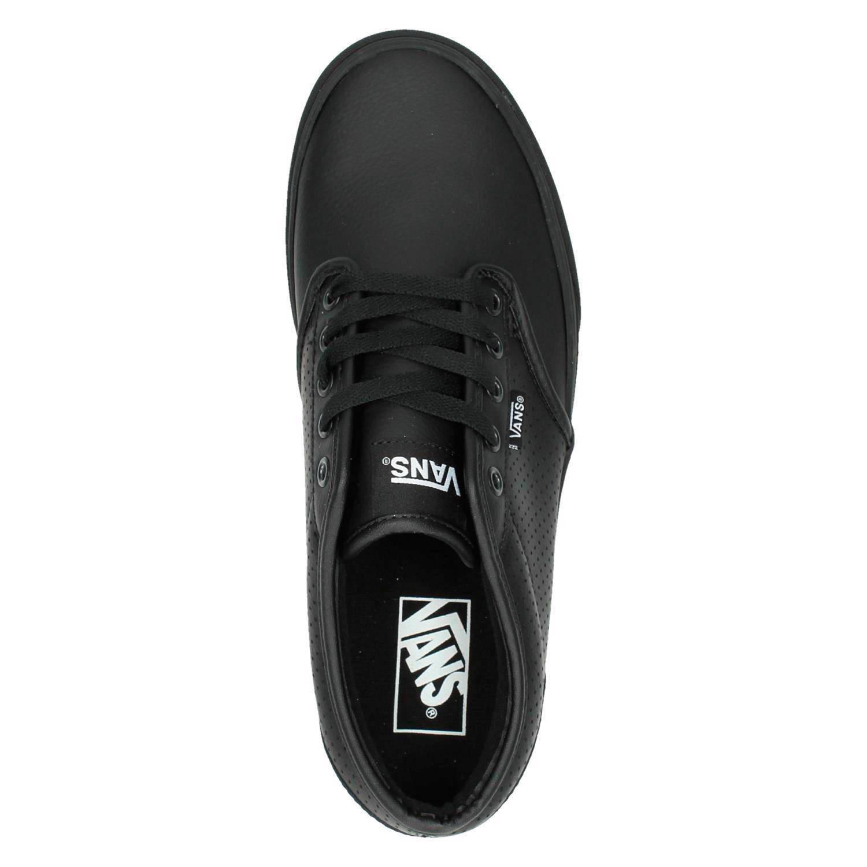 Atwood leren sneakers