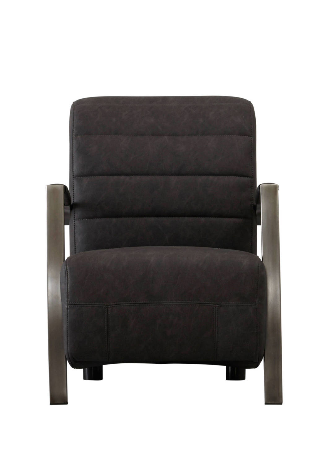 anytime Fauteuil Tom, Antraciet