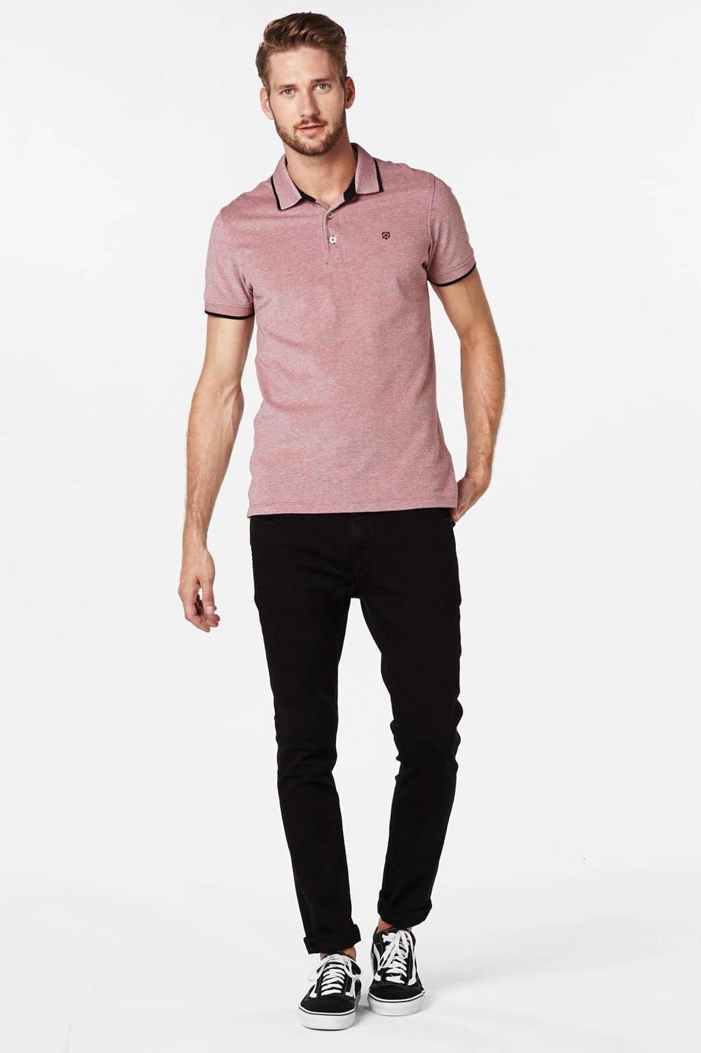 Jack & Jones Intelligence skinny fit jeans Liam, Zwart