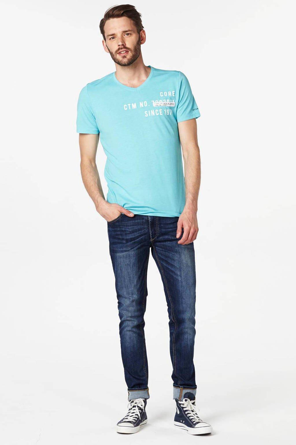 JACK & JONES JEANS INTELLIGENCE skinny jeans Liam blue denim, Akm Blue Denim