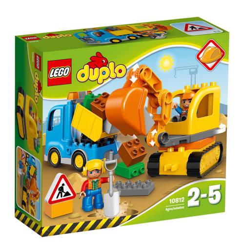 LEGO DUPLO 10812 - Rupsvoertuig