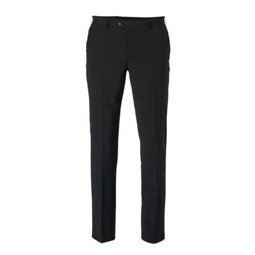 super slim fit pantalon met wol